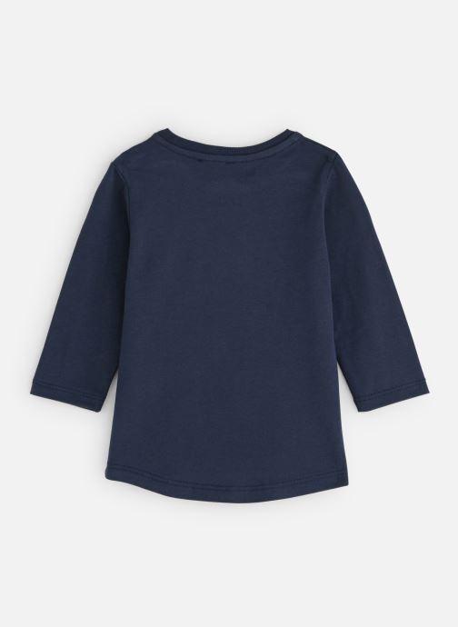 Vêtements Absorba T-Shirt 9P10192 Bleu vue bas / vue portée sac