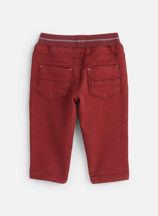 Vêtements Absorba Pantalon 9P22042 Rouge vue bas / vue portée sac