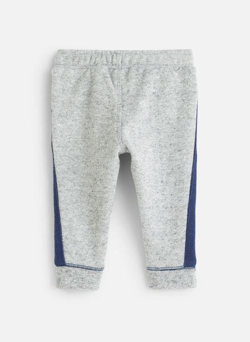 Vêtements Absorba Pantalon Confort Gris Chiné - Taille Elastiquée Gris vue bas / vue portée sac