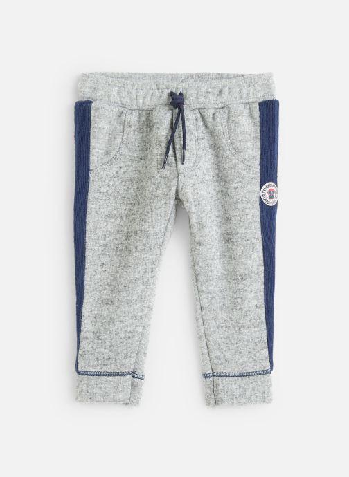 Vêtements Absorba Pantalon Confort Gris Chiné - Taille Elastiquée Gris vue détail/paire