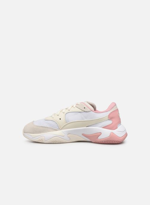 Sneakers Puma Storm Origin W Beige voorkant