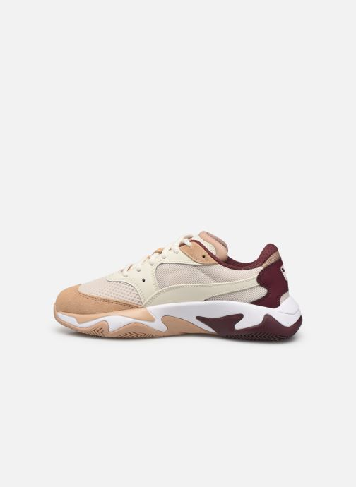 Baskets Puma Storm Origin W Beige vue face
