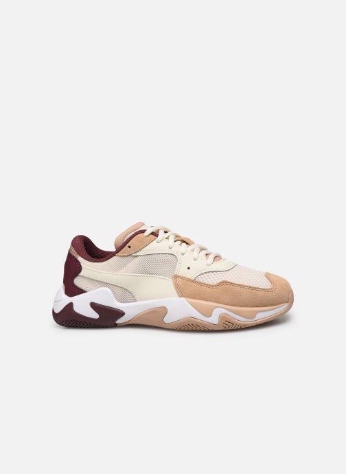 Sneaker Puma Storm Origin W beige ansicht von hinten