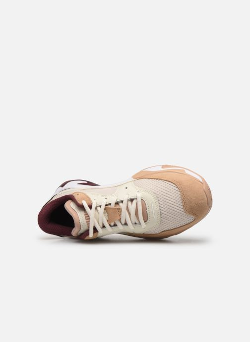 Trainers Puma Storm Origin W Beige view from the left