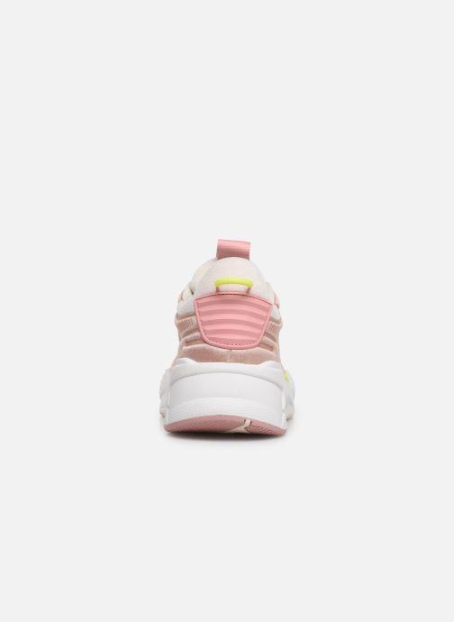 Baskets Puma Rs-X Soft Case Rose vue droite