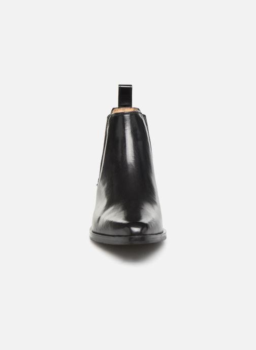 Boots en enkellaarsjes Melvin & Hamilton MARLIN 4 Zwart model