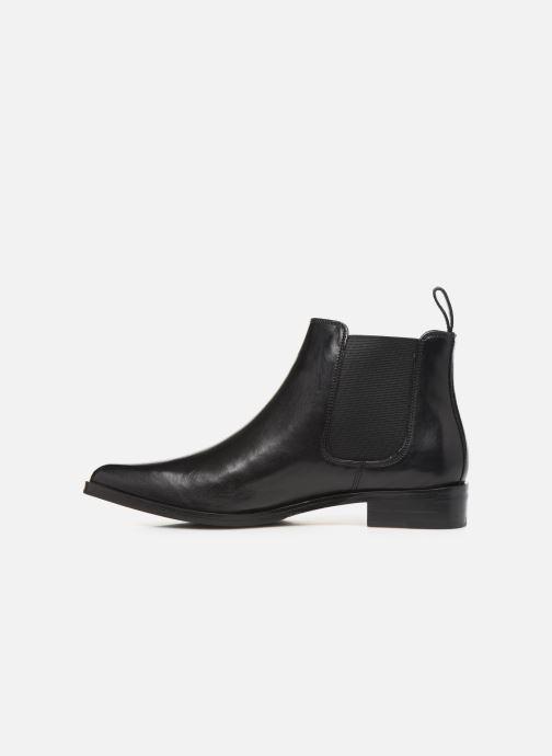 Boots en enkellaarsjes Melvin & Hamilton MARLIN 4 Zwart voorkant