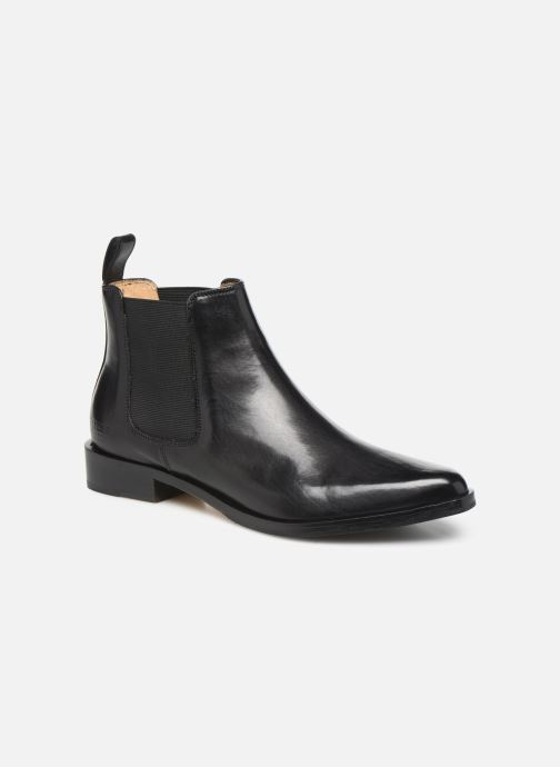 Boots en enkellaarsjes Melvin & Hamilton MARLIN 4 Zwart detail