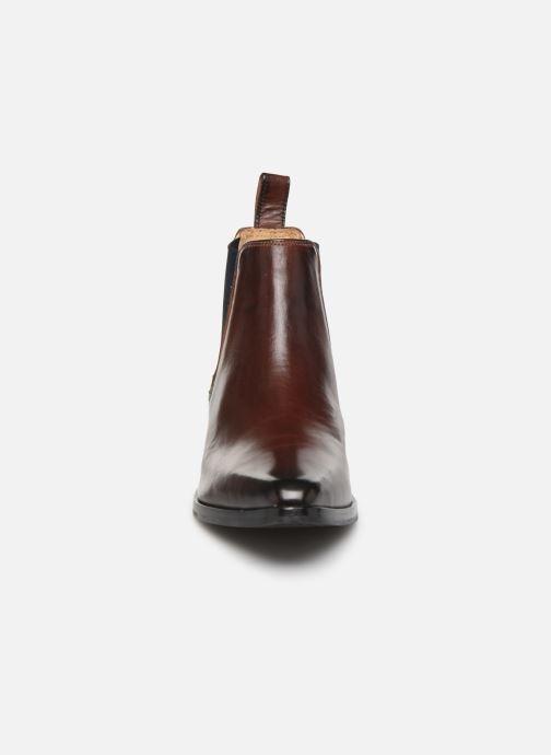 Bottines et boots Melvin & Hamilton MARLIN 4 Marron vue portées chaussures