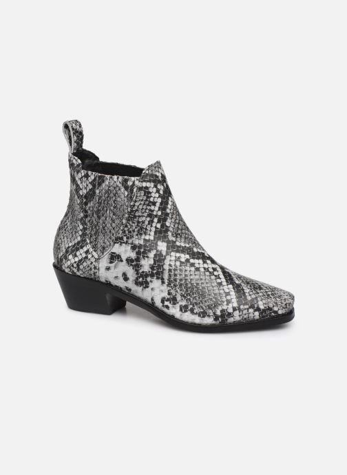 Bottines et boots Melvin & Hamilton KYLIE 1 Gris vue détail/paire