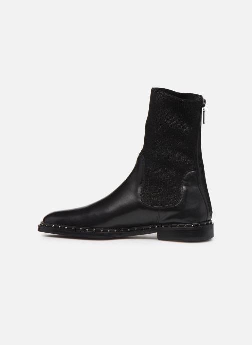 Bottines et boots Melvin & Hamilton SUZAN 69 Noir vue face