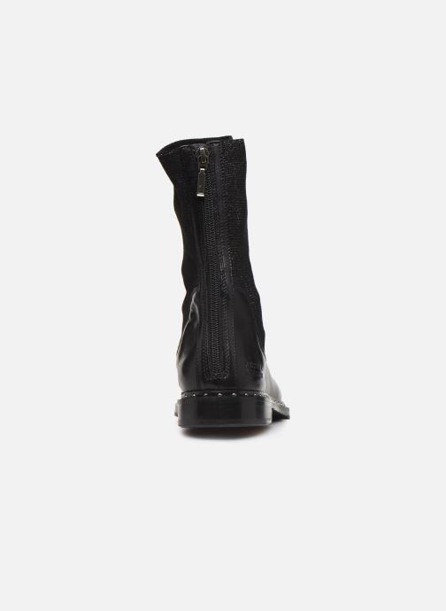 Bottines et boots Melvin & Hamilton SUZAN 69 Noir vue droite