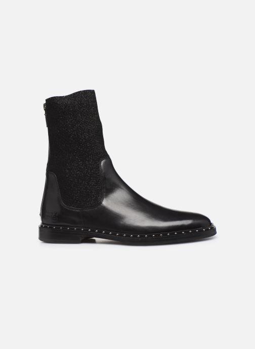 Boots en enkellaarsjes Melvin & Hamilton SUZAN 69 Zwart achterkant