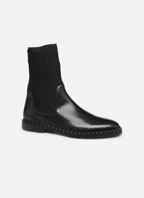 Boots en enkellaarsjes Melvin & Hamilton SUZAN 69 Zwart detail
