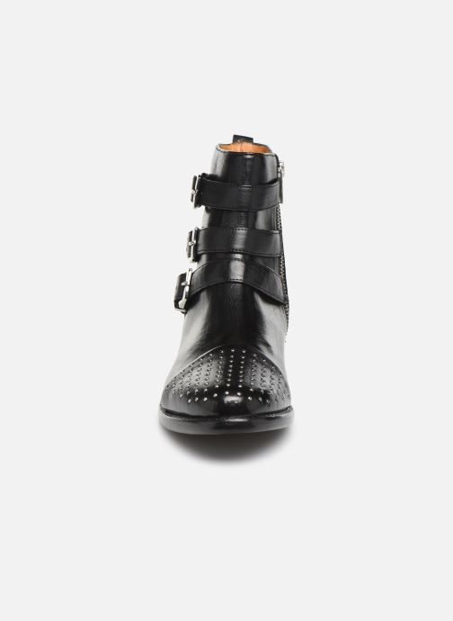 Boots en enkellaarsjes Melvin & Hamilton SELINA 20 Zwart model