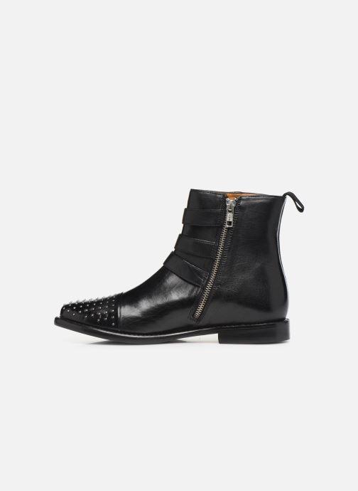 Boots en enkellaarsjes Melvin & Hamilton SELINA 20 Zwart voorkant