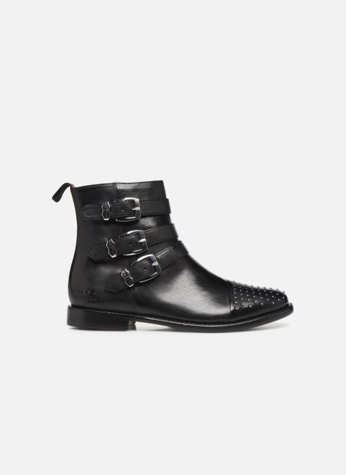 Boots en enkellaarsjes Melvin & Hamilton SELINA 20 Zwart achterkant