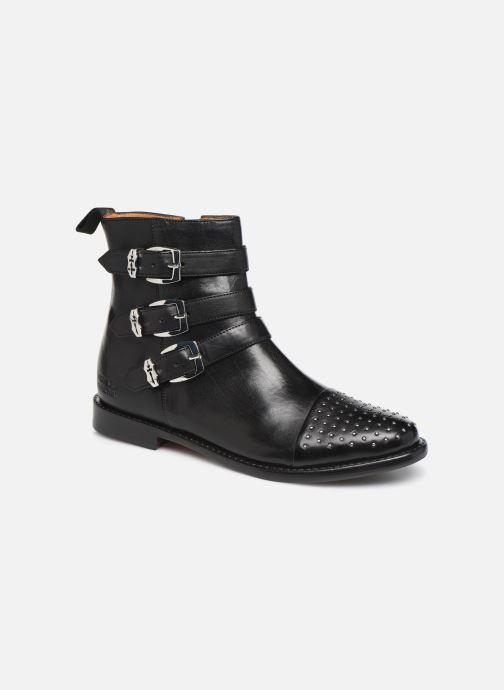 Boots en enkellaarsjes Melvin & Hamilton SELINA 20 Zwart detail
