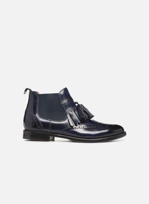 Boots en enkellaarsjes Melvin & Hamilton SELINA 5 Blauw achterkant