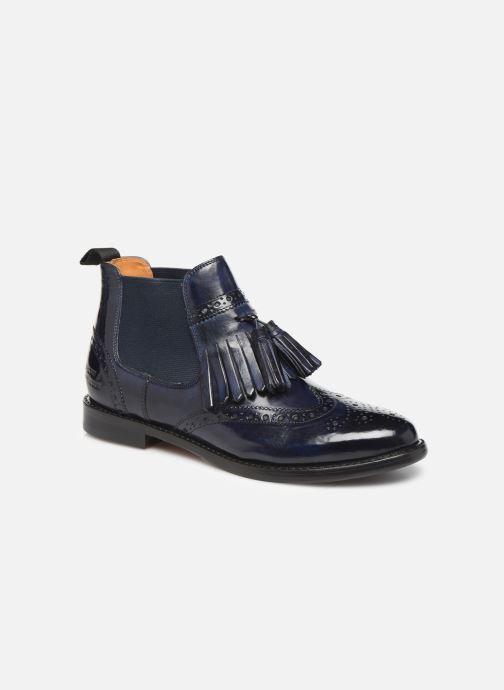 Boots en enkellaarsjes Melvin & Hamilton SELINA 5 Blauw detail