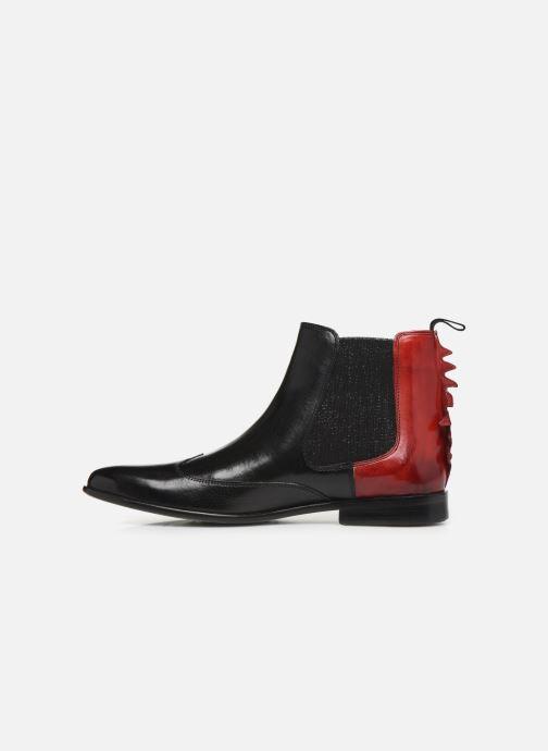 Bottines et boots Melvin & Hamilton KEIRA 7 Noir vue face
