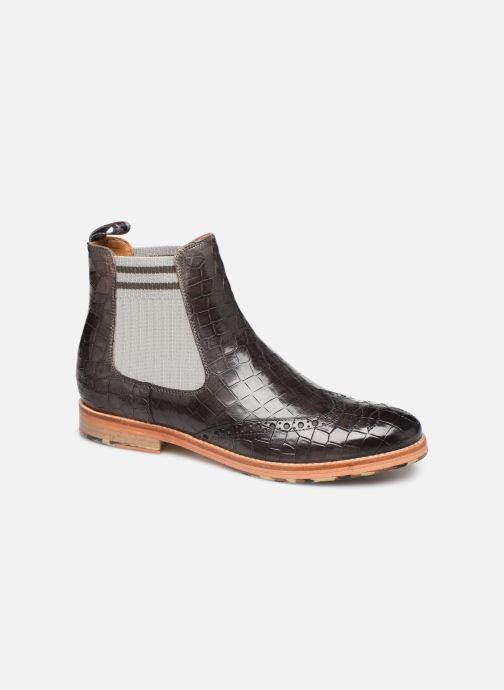 Boots en enkellaarsjes Melvin & Hamilton AMELIE 77 Zwart detail