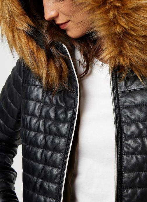 Vêtements Oakwood FURY Noir vue face