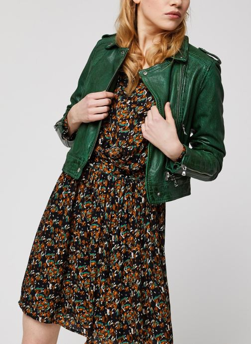 Vêtements Oakwood KYOTO Vert vue détail/paire