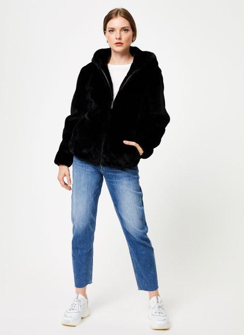 Vêtements Oakwood CONNECT Noir vue bas / vue portée sac