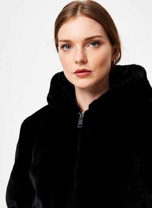 Vêtements Oakwood CONNECT Noir vue face