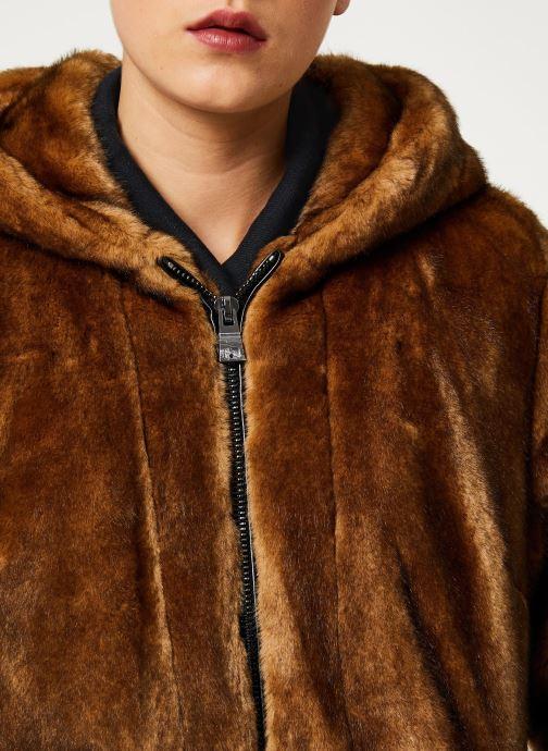 Vêtements Oakwood CONNECTING Marron vue face