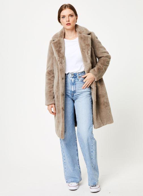 Vêtements Oakwood CYBER Beige vue bas / vue portée sac