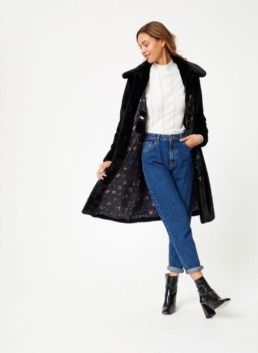 Vêtements Oakwood PROGRAM Noir vue bas / vue portée sac