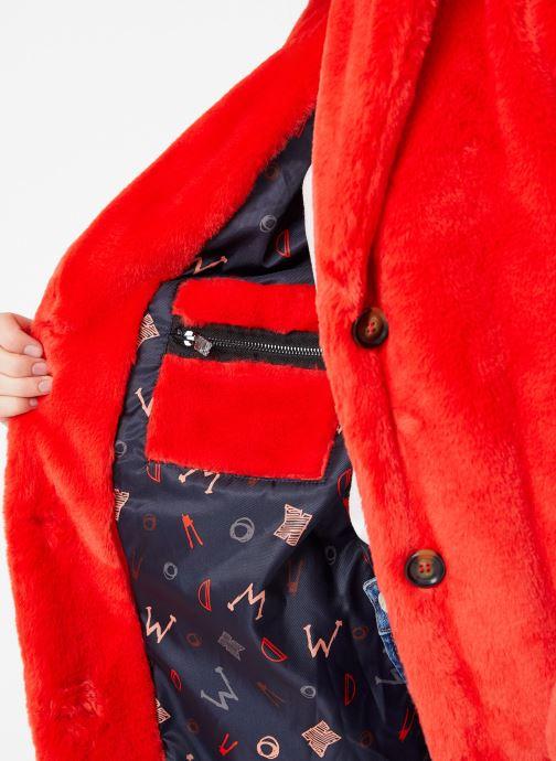 Vêtements Oakwood USER Rouge vue face