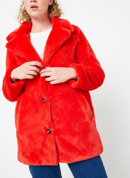 Vêtements Oakwood USER Rouge vue droite