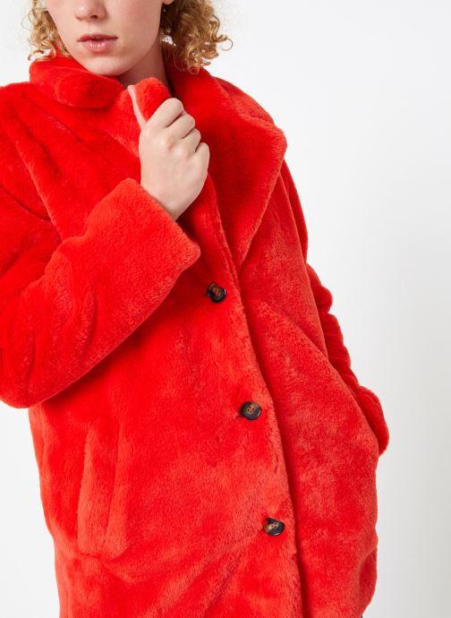 Vêtements Oakwood USER Rouge vue détail/paire