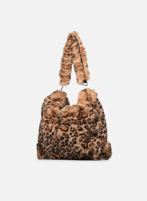 Handbags Oakwood BAGGY Beige view from the right