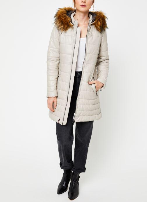 Vêtements Oakwood MARIA Beige vue bas / vue portée sac