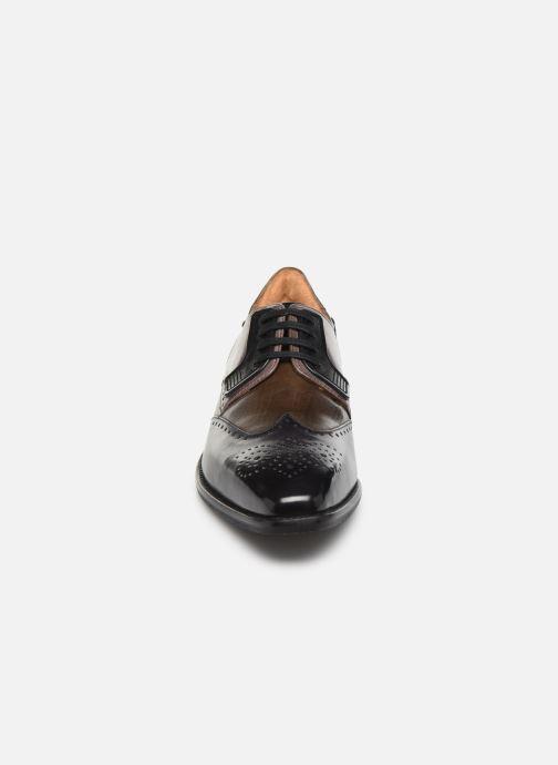 Scarpe con lacci Melvin & Hamilton DAVE 2 Marrone modello indossato