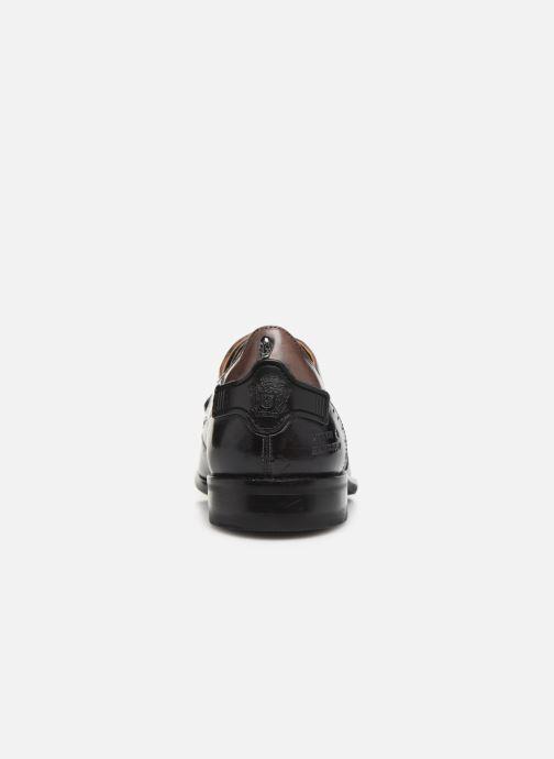 Scarpe con lacci Melvin & Hamilton DAVE 2 Marrone immagine destra