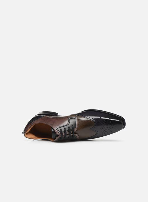 Scarpe con lacci Melvin & Hamilton DAVE 2 Marrone immagine sinistra