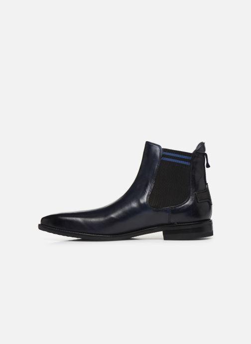 Bottines et boots Melvin & Hamilton DAVE 5 Bleu vue face