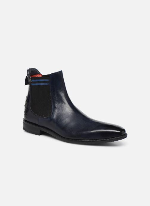 Bottines et boots Melvin & Hamilton DAVE 5 Bleu vue détail/paire