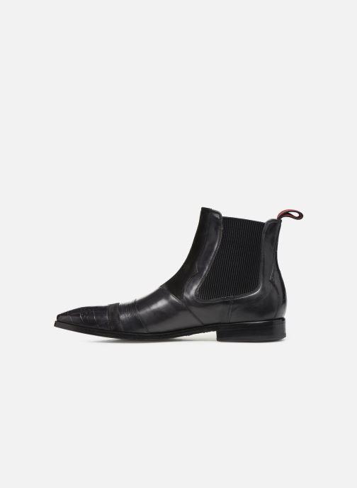 Stiefeletten & Boots Melvin & Hamilton ELWIS 12 schwarz ansicht von vorne