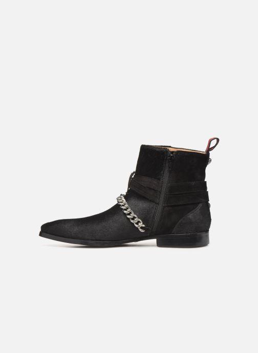 Bottines et boots Melvin & Hamilton ELWIS 45 Noir vue face