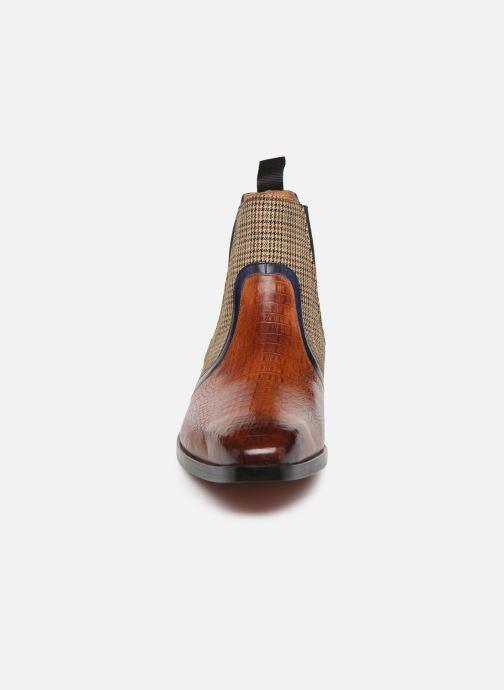 Bottines et boots Melvin & Hamilton LEWIS 26 Marron vue portées chaussures