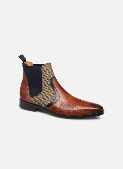 Bottines et boots Melvin & Hamilton LEWIS 26 Marron vue détail/paire