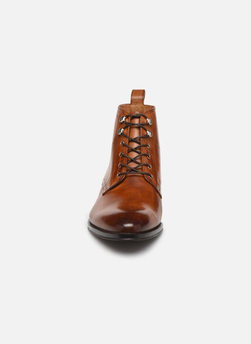 Bottines et boots Melvin & Hamilton KANE 24 Marron vue portées chaussures