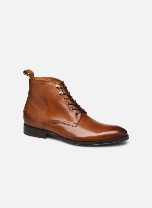 Bottines et boots Melvin & Hamilton KANE 24 Marron vue détail/paire