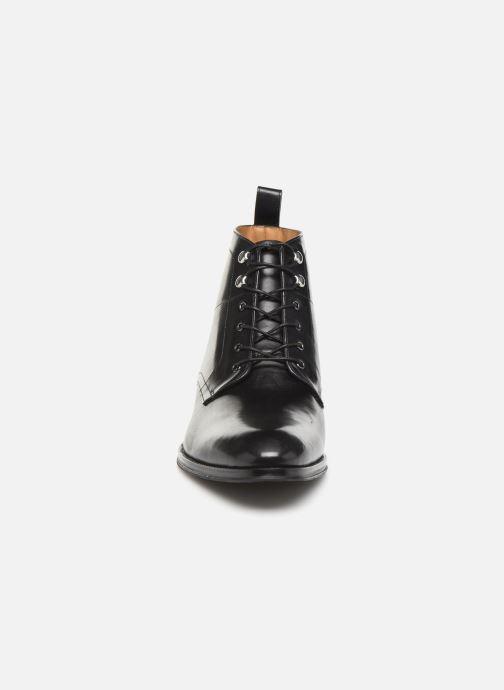 Bottines et boots Melvin & Hamilton KANE 24 Noir vue portées chaussures